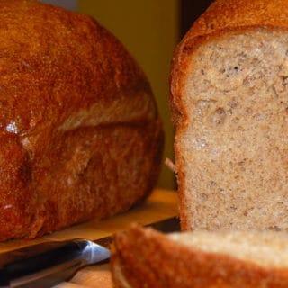 High-Protein Sandwich Bread