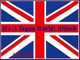 It's A Vegan World: British. The Roundup.