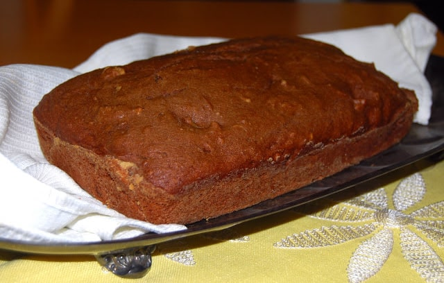 Chocolate Bread Recipe, Vegan and made with Whole Wheat