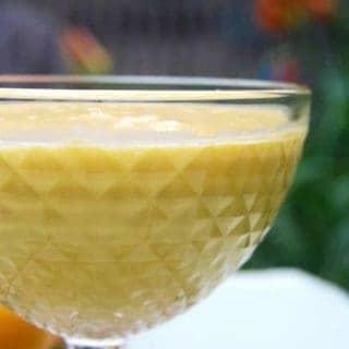 Vegan Mango Cashew Cream