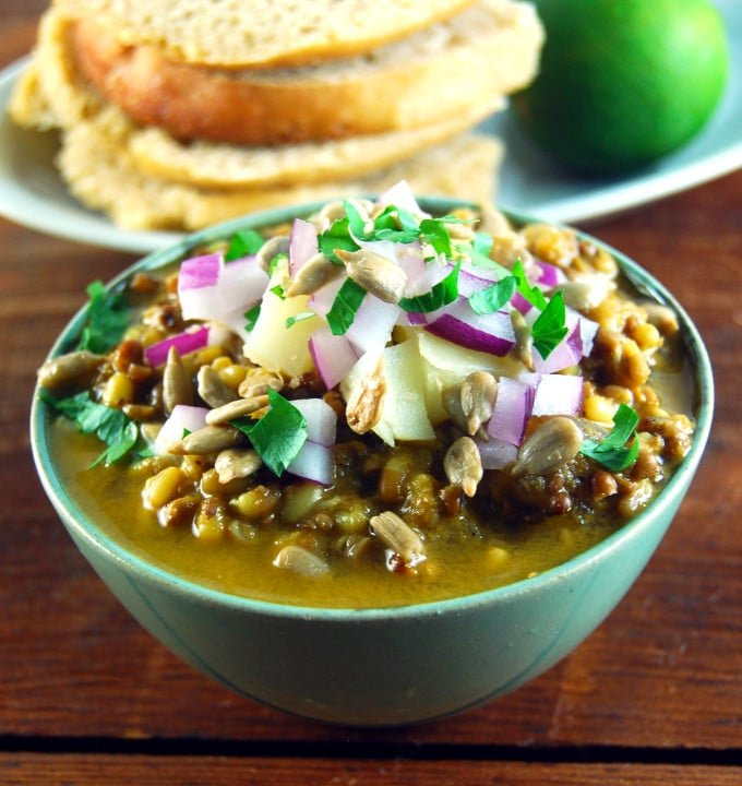 Misal recipe - holycowvegan.net