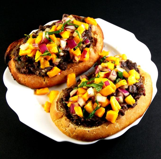 Mexican Mollete