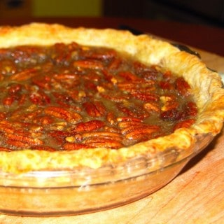 Maple Pecan Pie and Vegan Pie in the Sky Cookbook Giveaway