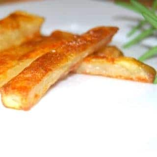 French Fries, Guilt-Free