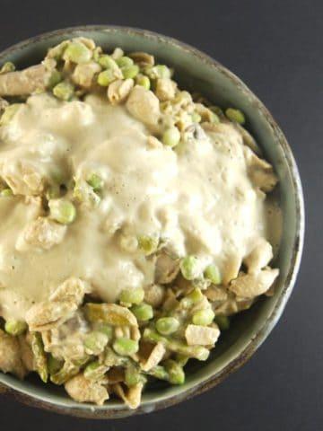 Roasted Cauliflower Pasta Sauce