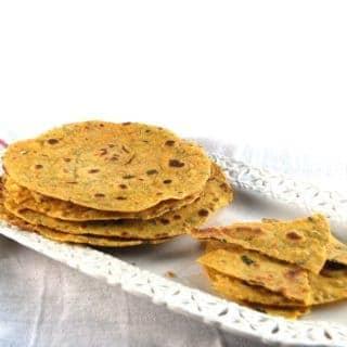 Masala Khakhra, a Crispy, Healthy Snack