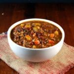 Vegan Chili. http://holycowvegan.net