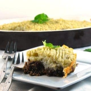 Vegan Irish Shepherd's Pie