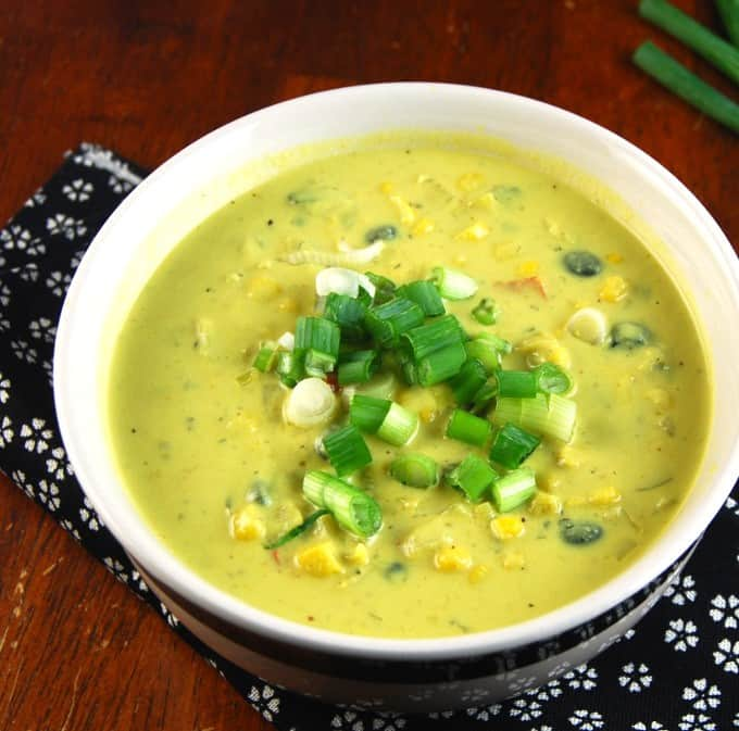 Thai Yellow Curry with yellow curry paste