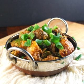 Vegetable Balti