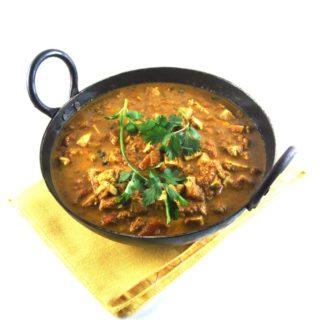 Tofu Egg Curry