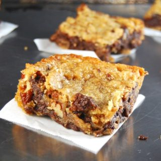 Whole Wheat Chocolate Chunk Bars