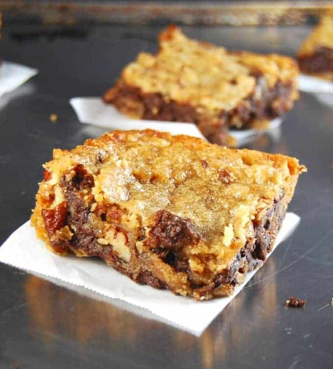 Chocolate chunk bars, whole wheat and with no refined sugars #vegan