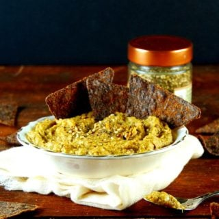 Roasted Squash Dip With Za'atar