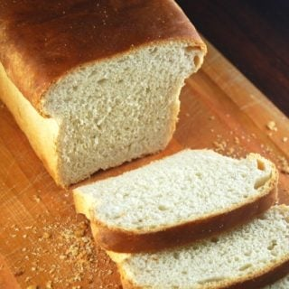 The Best Sourdough Sandwich Bread, yeast-free