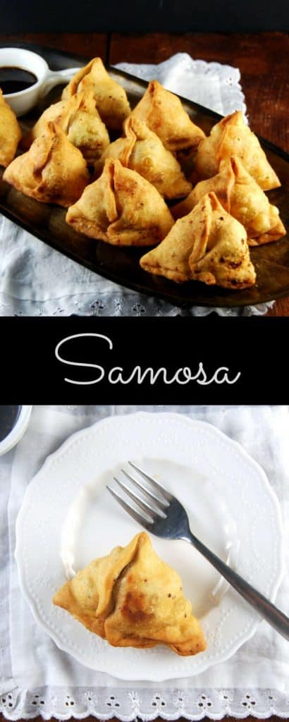 Indian Punjabi samosa recipe