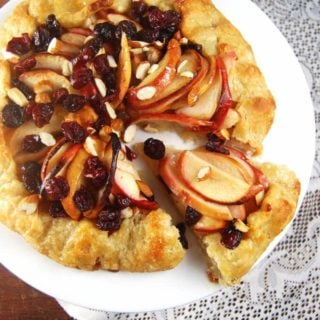 Ginger Apple Crostata