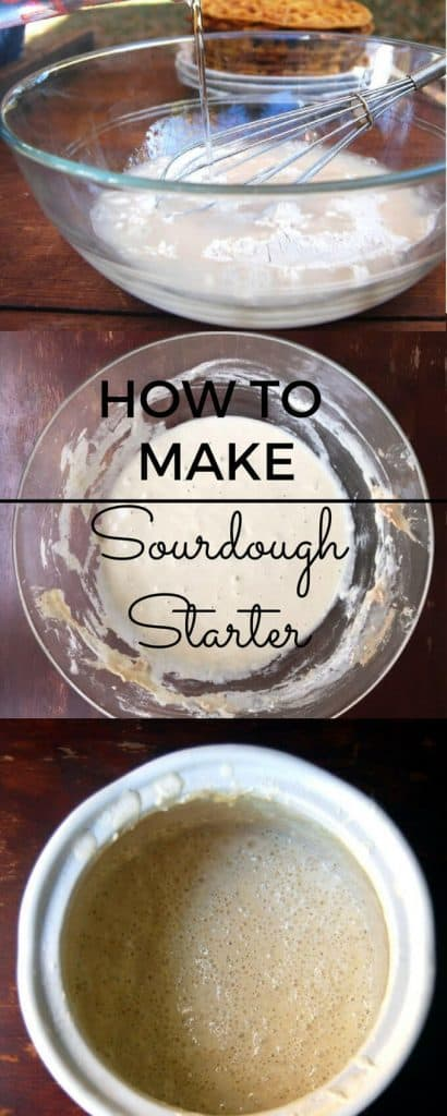 How to make a sourdough starter - holycowvegan.net