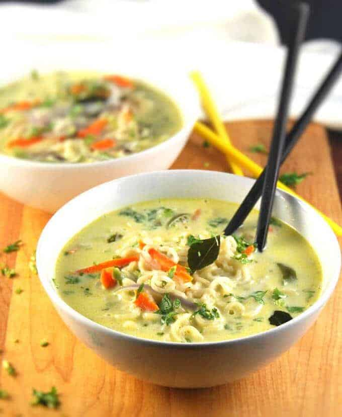 Vegan ramen in a south indian coconut stew holy cow vegan recipes ramen in south indian coconut stew holycowvegan forumfinder Choice Image