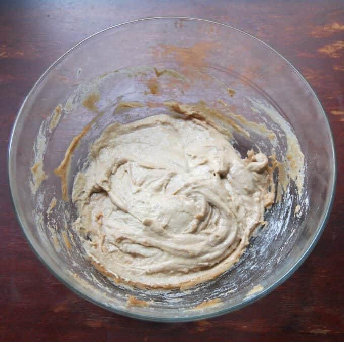 sourdough starter day 2