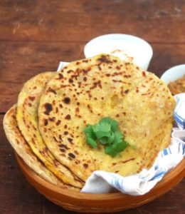Easy Aloo Paratha, the foolproof version