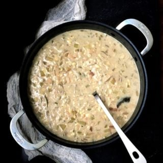 Vegan Chesapeake Chowder