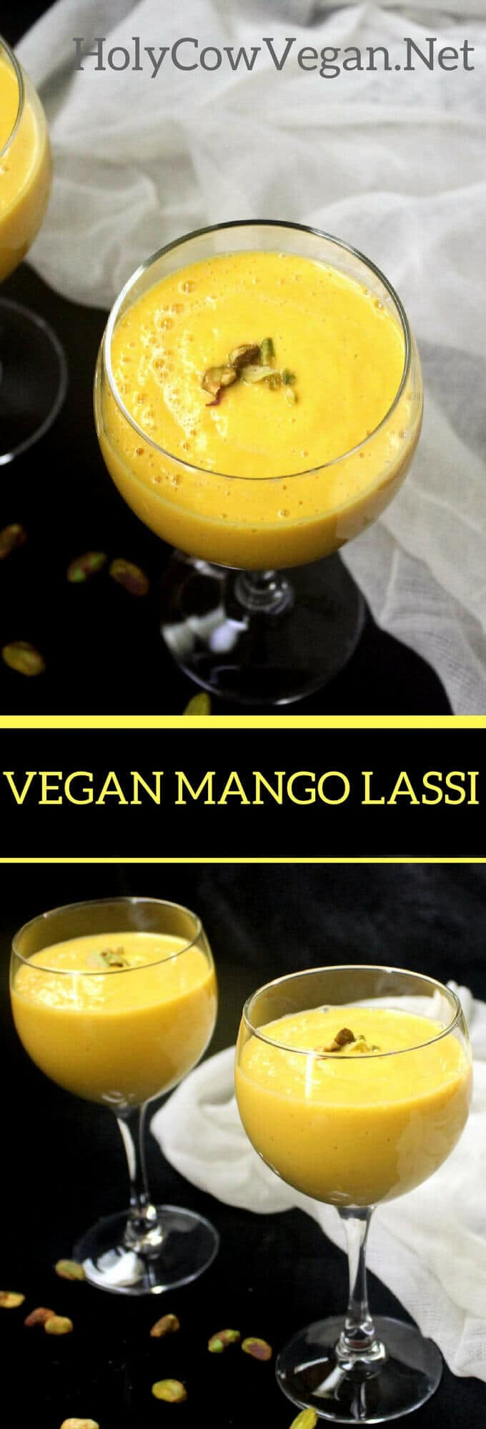 I Love My Lassi Thick And Creamy, But If You Want It To Be More Fluid, Add  More Cashew Milk You Might Need To Add A Little More Sugar To Balance The  Taste