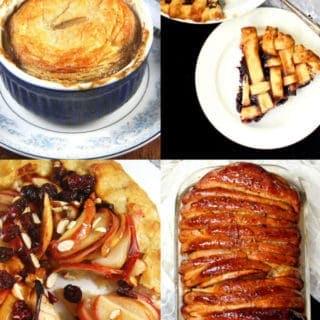 My favorite vegan Thanksgiving recipes