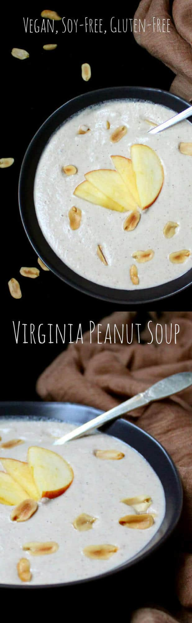 Virginia Peanut Soup - HolyCowVegan.net