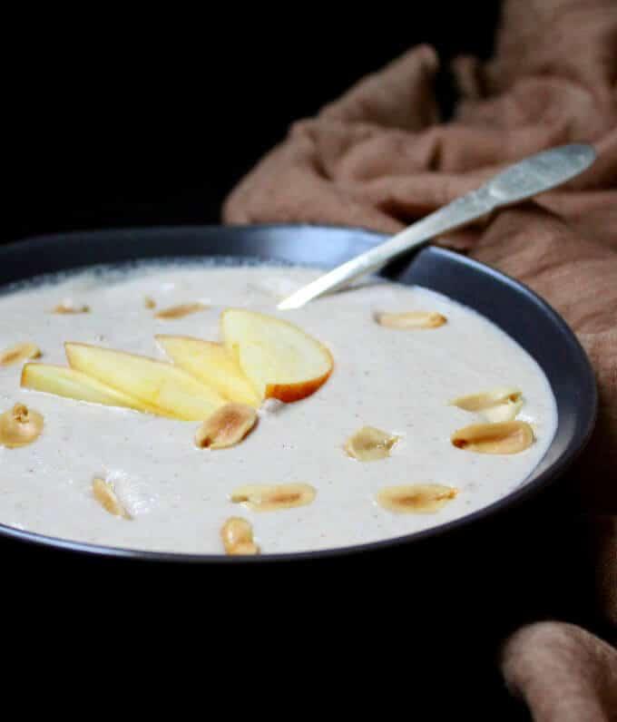 Virginia Peanut Soup - HolyCowVegan.net