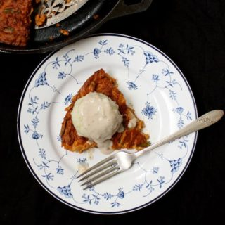 Vegan Chorizo Breakfast Quiche