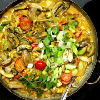 20-minute Best Vegetable Curry Recipe