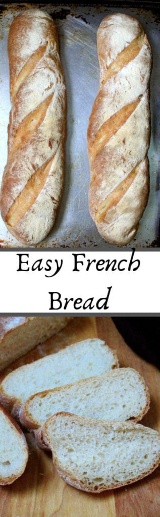 Easy French Bread Recipe - Holy Cow! Vegan Recipes