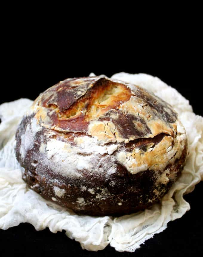 Gluten-free Sourdough Boule