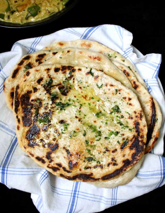 Vegan Garlic Naan Holy Cow Vegan Recipes