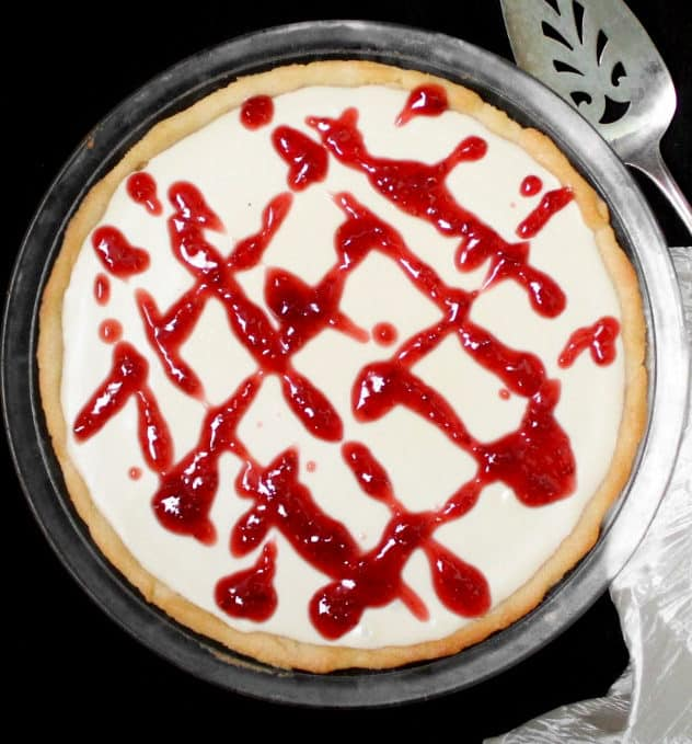 Vegan White Chocolate Pie