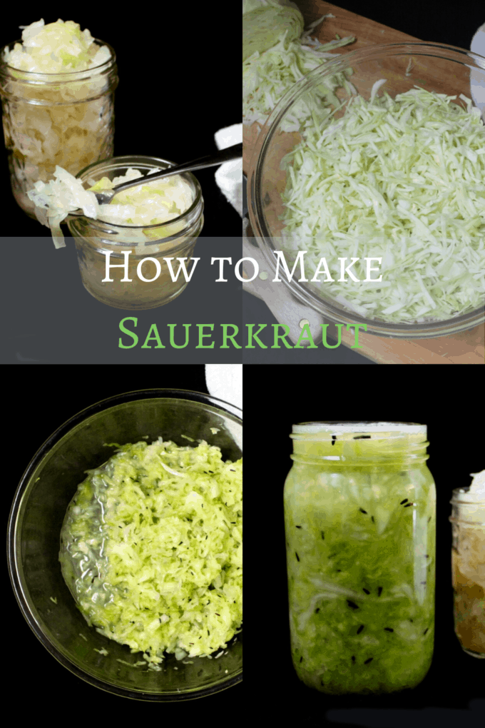 Sauerkraut recipe for beginners with tons of tips and photos