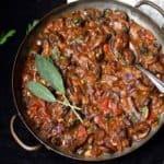Hearty Vegan Mushroom Stew, 30-minute recipe - HolyCowVegan.net