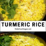 Turmeric Rice pin