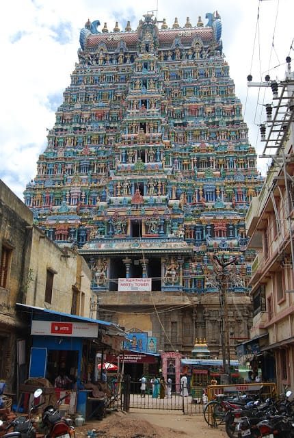 Photo of Meenakshi temple Madurai