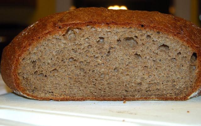 Photo of multigrain bread