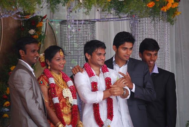 Photo of a wedding in Madurai
